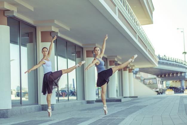 Ballet dans la ville