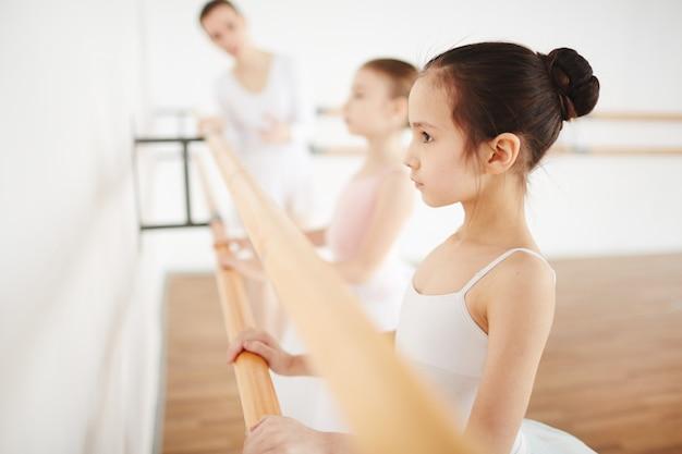 Ballet pour les filles