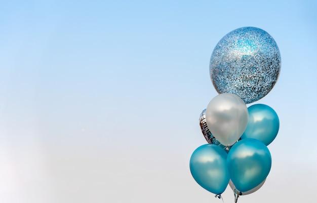 Ballon closeup