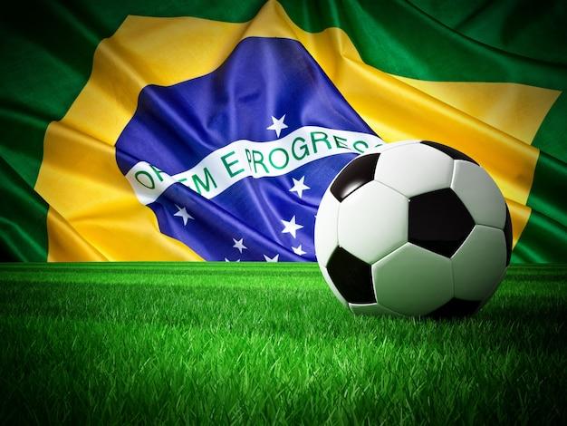 Ballon de foot brésil