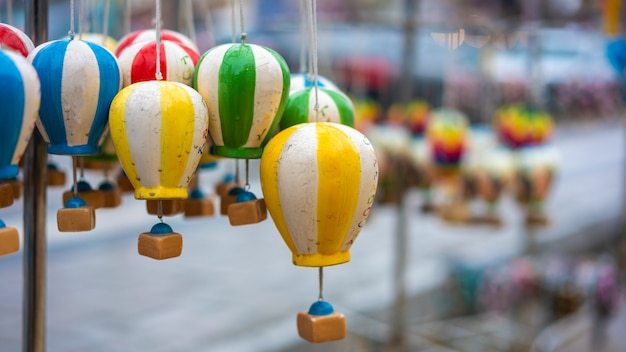 Ballons souvenirs turcs