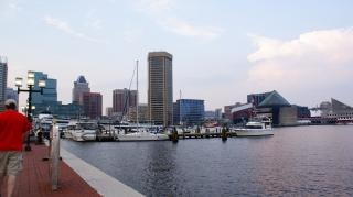 Baltimore md, bâtiments