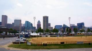 Baltimore md, gratte-ciel