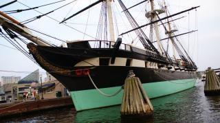 Baltimore navire