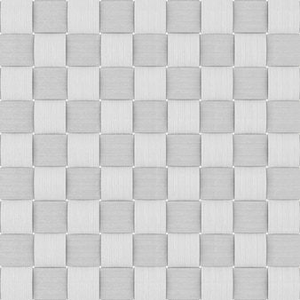 Bambou gris tissage texture background pattern gros plan extrême. rendu 3d.