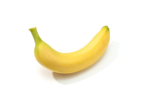 Banane et banane isolée