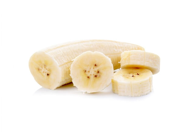 Bananes isolées
