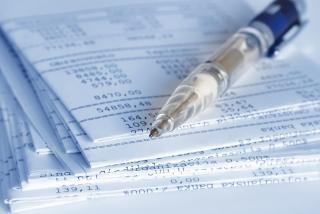 Bancaire rapport