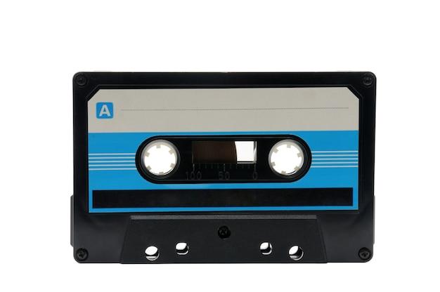 Bandes audio compactes vintage pour enregistrement magnétique
