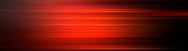 Bandes horizontales orange. abstrait