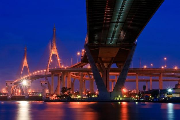 Bangkok mega bridge