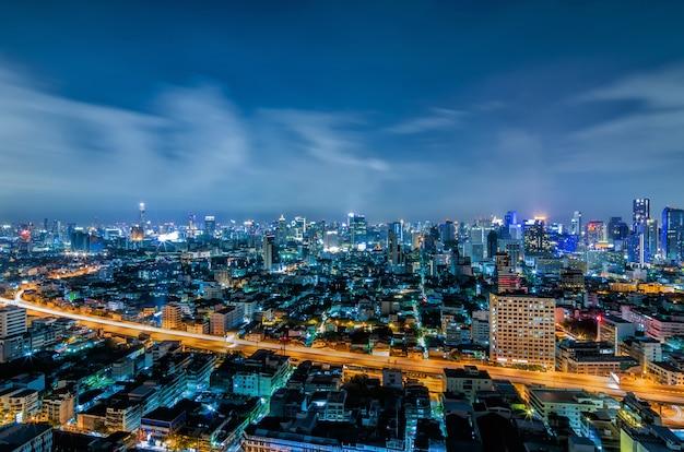 Bangkok nuit viwe