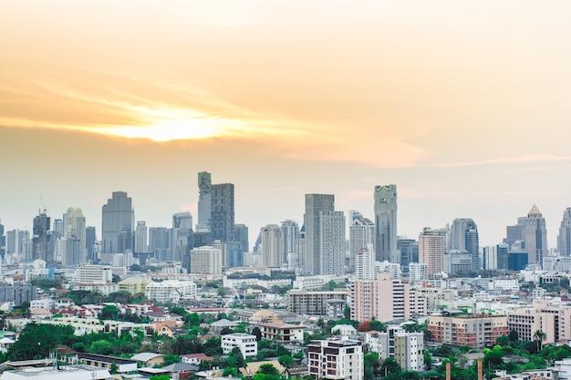Bangkok ville et bureaux