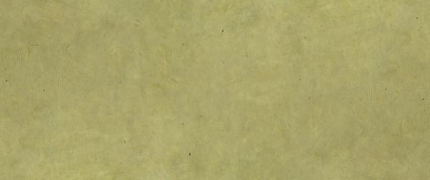 Bannière de texture de papier recyclé népalais naturel
