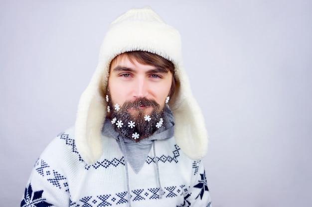 Barbe de nouvel an