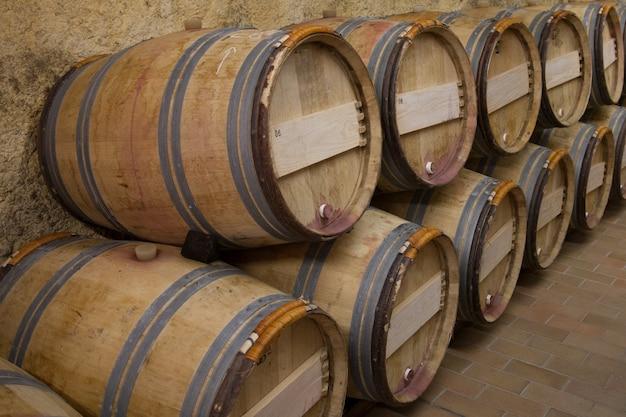 Barels à vin