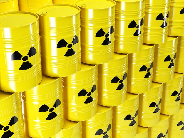 Baril radioactif
