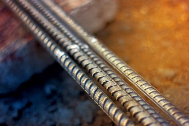 Barre de fer