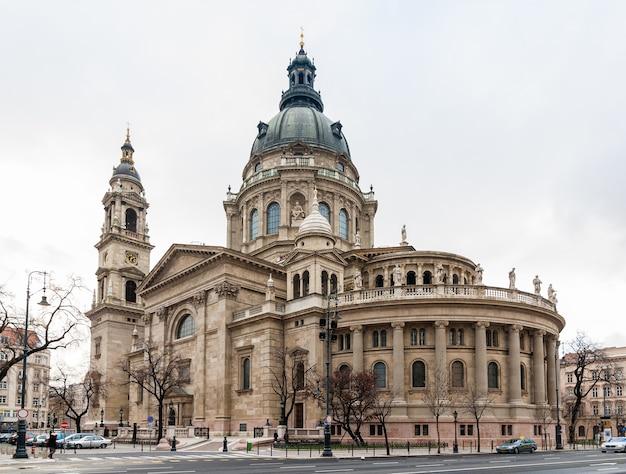 Basilique saint-étienne de budapest