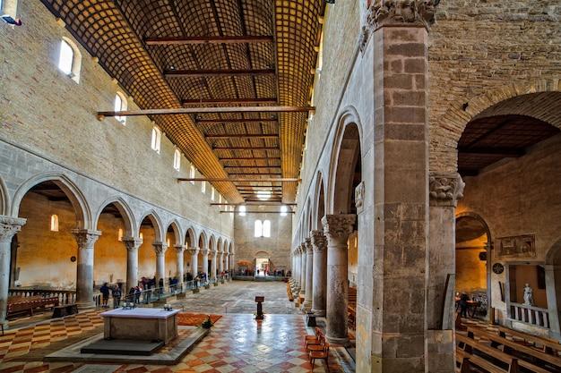 Basilique sainte-marie de l'assomption, aquilée