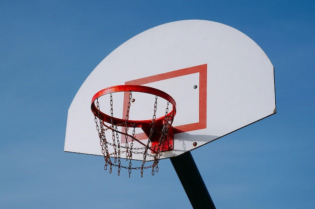 Basket dans la rue