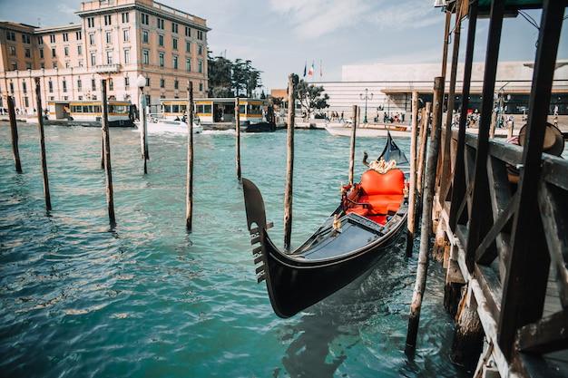 Bateau à venise, italie