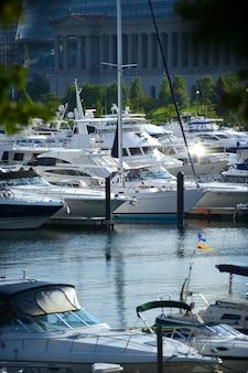 Bateaux et yachts