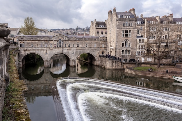 Bath, pont de pultney
