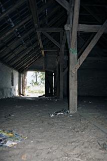 Bâtiment abandonné, le renforcement des