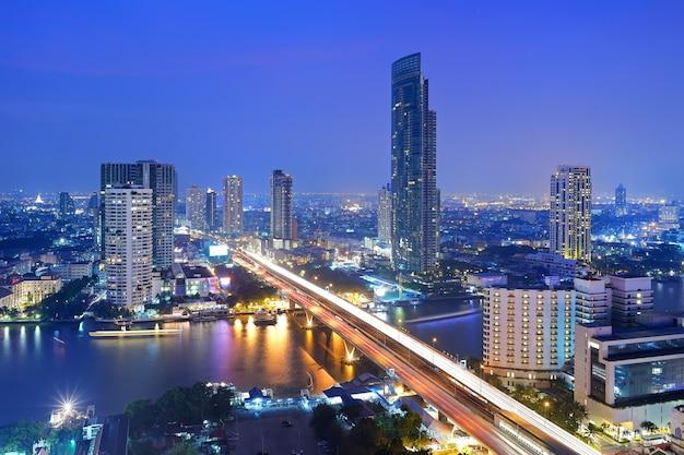 Bâtiment de bangkok