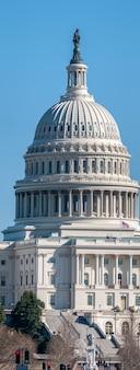Le bâtiment du capitole, washington dc