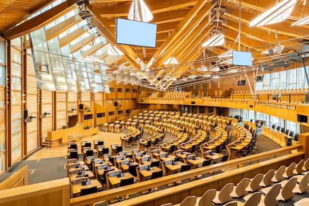 Bâtiment du parlement écossais