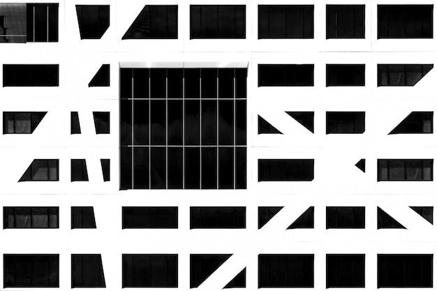Bâtiment moderne avec des torsions architecturales abstraites qui le font ressembler à une œuvre d'art