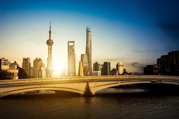 Bâtiment de shanghai