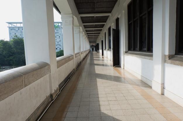 Bâtiments et architecture, la destination de lawang sewu, semarang, indonésie