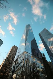 Bâtiments élevés à new york