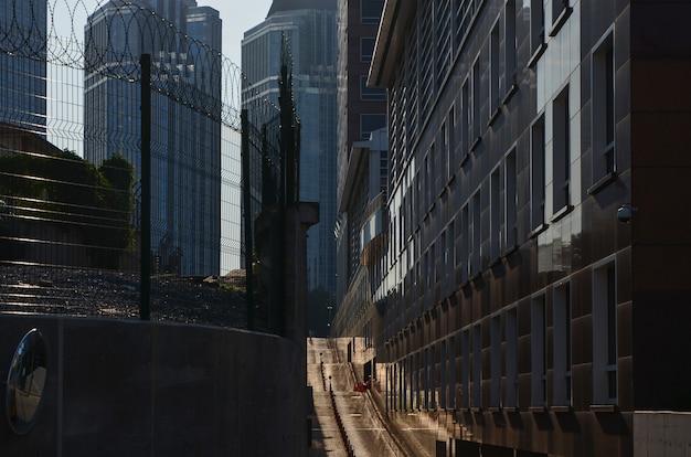 Bâtiments et gratte-ciel à mecidiyekoy