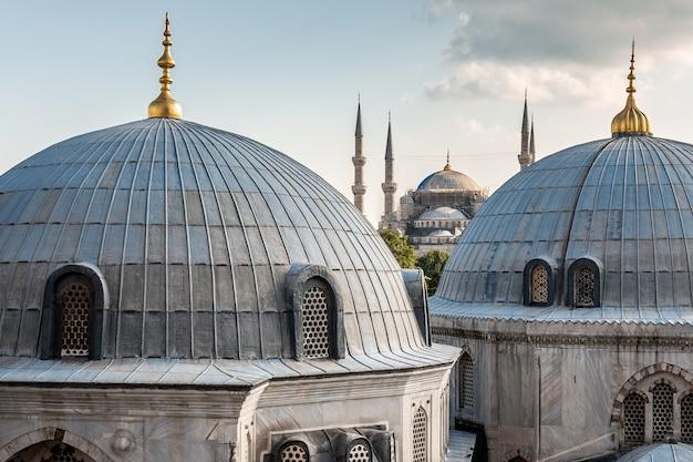 Bâtiments d'istanbul