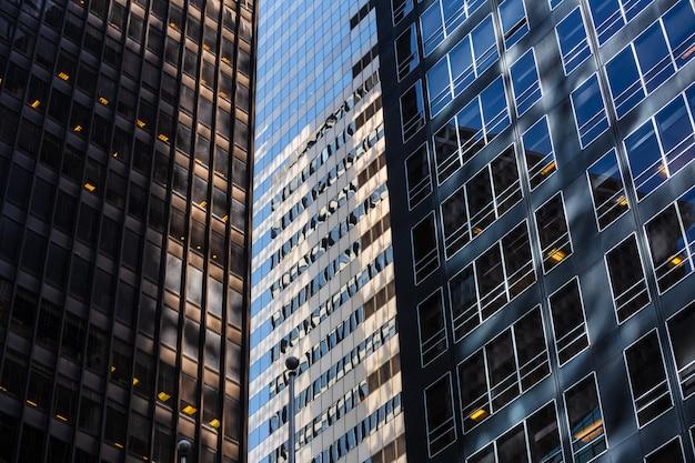 Bâtiments à new york