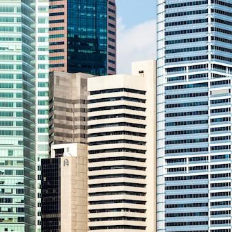 Bâtiments urbains