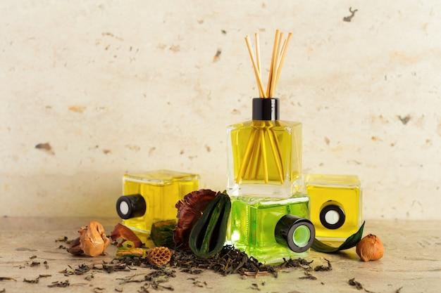 Bâtonnets aromatiques pour la maison