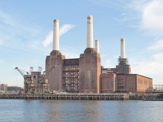 Battersea powerstation londres