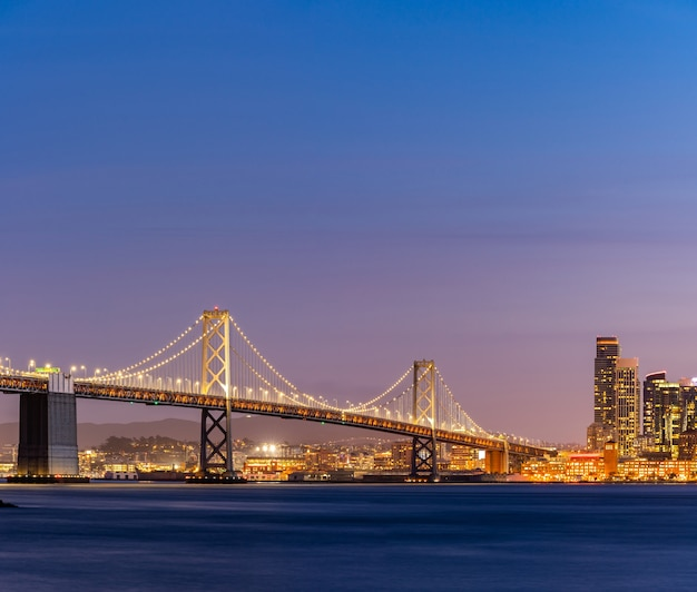 Bay bridge san francisco