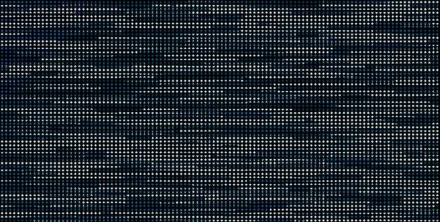 Beam motion lumière led noir