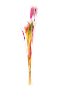 Beau bouquet d'épillets artificiels