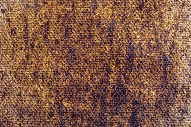 Beau fond d'argile naturelle et rustique (série de textures d'oxyde de cuivre sur céramique).