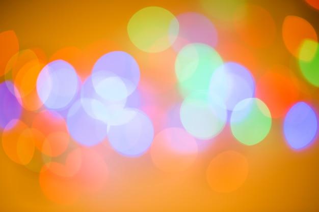 Beau fond flou flou coloré avec espace de copie texture de vacances