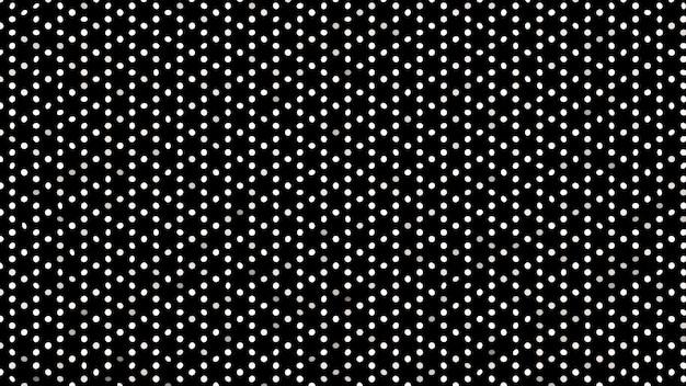Beau fond noir avec des paillettes argentées. illustration 3d