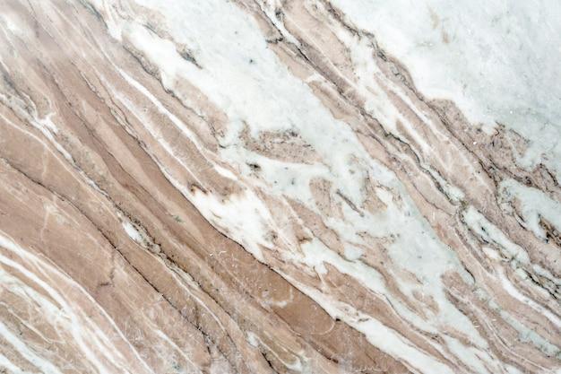 Beau fond de texture de marbre blanc et marron