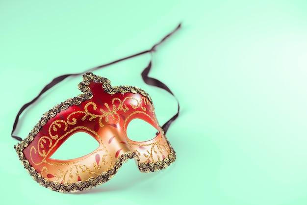 Beau masque pour le carnaval